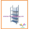 Light duty cold rolled steel gondola supermarket racks