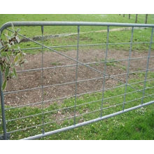 Galvanized Steel Metal Livestock Fence