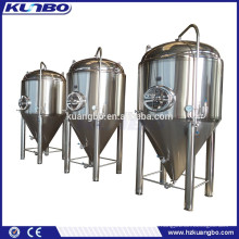 Different volumes fermentation tank sold to UK, Sweden, Norway