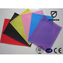 Multicolors Tissu non tissé PP pour sacs à provisions (grande qualité)