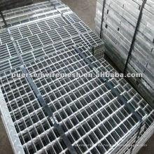 Hop galvanizado balcón de acero rejilla de fabricación