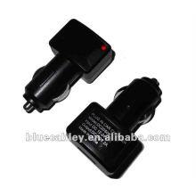 Cargador del coche del USB para el iphone 5 en 5V1200MA y 5V2000MA