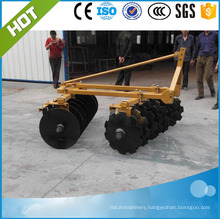 Agricultural machinery 22 disc harrow