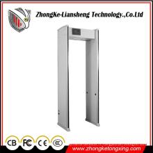 Détection de sécurité AC90V-250 Walk Through Security Gates