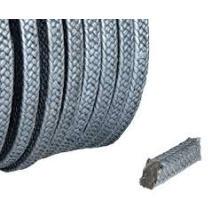 Акриловая упаковка для волокна, обработанная графитом