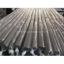 Liga de níquel tubo liga 600 N06600 brilhante recozido