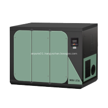 Oil free dual screw air compressor WBV-37A
