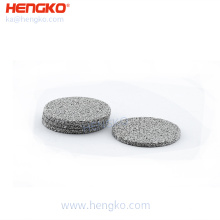 Durable and reusable SS stainless steel filter disc for Industry dust removal