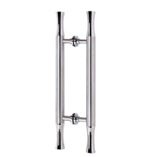 Tirador de puerta corredera para puerta de cristal