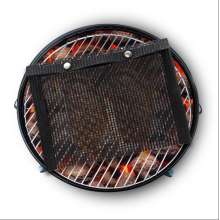 Non-Stick Mesh baking Grill bag for outdoor vegetable barbecue