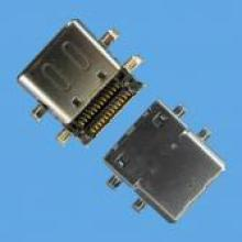 Female Board Mount Ctype SMT Connector USB 3.1