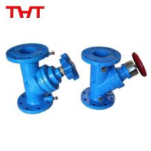 High pressure digital locked balance valve