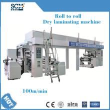 Máquina de plastificação do revestimento do papel do filme da extrusão