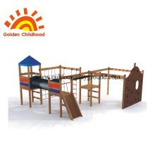 Открытая игровая площадка музыкальные инструменты деревянный ковер