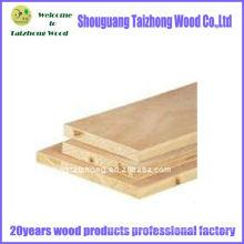 Folheados de okume com madeira compensada do núcleo do pinho