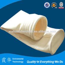 Bolsa de filtro pps para la recogida de polvo industrial