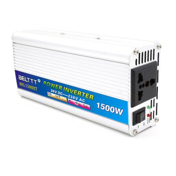 1500 W 12VDC24VDC para 110VAC220VAC Modificado Sine Wave Inverter