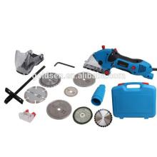 85mm 600W Multifunktions-Power Mini-Rund-Säge-Kit Elektrisch Oszillierende Multi-Tool