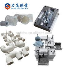 China gemacht Heißkanal PVC Kunststoff Joint Fitting Form Rohre Fittings Schimmel alle Arten von Rohren aus China