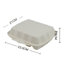 Biodegradable food storage containers for sale/Disposable Corn Starch Food Container