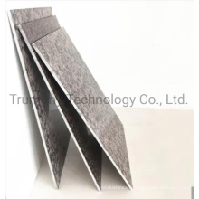 Customized Size PE PVDF Color Coated Interior and External Aluminum Decorative 3D Wall Panels