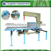 Máquina cortadora de colchão vertical de alta eficiência