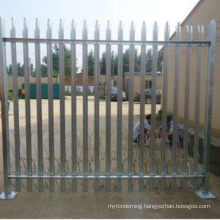 Wire mesh fence panel material