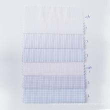 LAGER Überprüfen Sie Polyestergewebe Anti-Falten-Shirt Textil