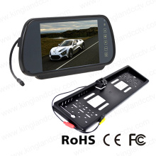 7inches Rear View Mirror Monitor Reversing Camera System