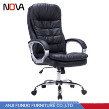 Nova Double Cushion Comfort Office Luxury Chair/modern leather swivel chair