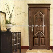 Madera solo diseño de la puerta principal diseño de la puerta principal de la India diseño de puerta de madera mian