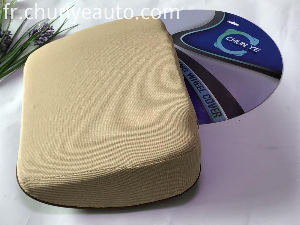 Car Back Pillow with Memory foam