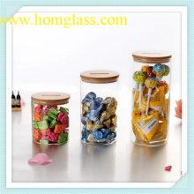 Hochwertiger Glasbehälter aus Pyrex Borosilikatglas