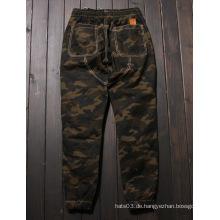 Camo Hosen Camouflage Jogger Hose Bottom Zipper