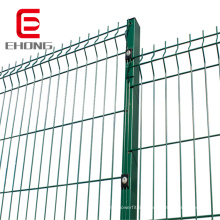 electrical galvanized anti climb welded wire roll mesh fence