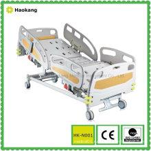 HK-N001 Расширяемая кровать с электроприводом класса люкс (медицинская кровать, больничная койка)