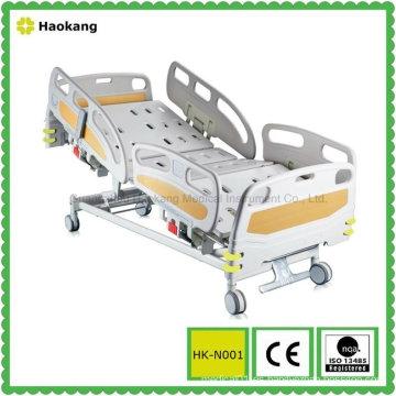HK-N001 Cama eléctrica de ICU de lujo extensible (cama médica, cama de hospital)