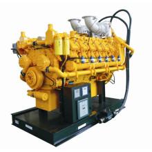 MAN / Googol Générateur de gaz kW 50 Hz Refroidissement à l'eau 1500 tours / minute