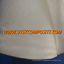 Tapis en polyester doux 45GSM pour FRP