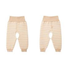 Baby-Hosen der Natur-Farben-100% Baumwolle, Baby-Kleidung