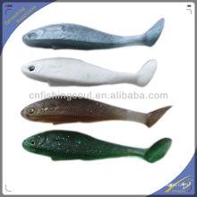 SLL014 isca de pesca de plástico macio