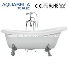 Cupc aprobó clásico Clawfoot bañera (JL623)