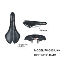 Selim de bicicleta de corrida (FU-2068-6 K)