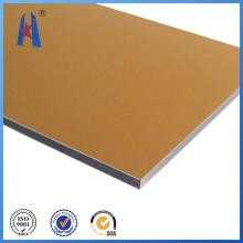 Painel Compressivo De Alumínio De Escova Para Material Decorativo
