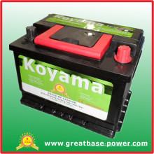 Bateria de carro grátis para manutenção selada 54519-12V45ah