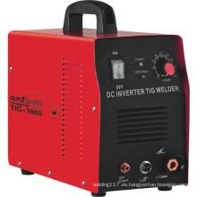 Máquina de soldadura de TIG del inversor de la CC (TIG-160S)