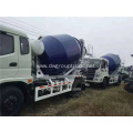 Foton 5 cbm mixer truck for sale