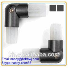 Bay Window Curtain Rod Metal Connector