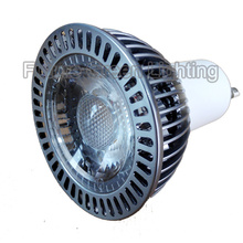 CE, RoHS Aprobado GU10 LED Downlight (GU10 COB 5W)