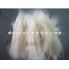 Sharrefun Schafwolle Öffnen Tops Weiß 20.5mic / 44mm mit fabrik großhandelspreis